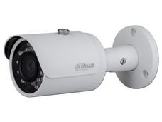 Cámara Bullet de vigilancia Dahua HFAW1100S28 de alta definición HDCV1 720p con Luz Smart IR de hasta 30m.