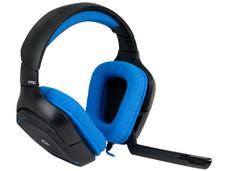 Audífonos con Micrófono Logitech G430 con tecnología Dolby sonido envolvente 7.1, 3.5 mm/USB.