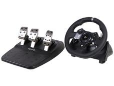Volante Logitech G920 Driving Force compatible con PC (USB), y Xbox One.