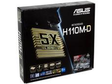 T. Madre ASUS H110M-D, ChipSet Intel H110, Soporta: Intel Core i7/Core i5/Core i3/Pentium/Celeron de Socket 1151, Memoria: DDR4 2133 MHz, 32GB Max, SATA 3.0, USB 3.0, Integrado: Audio HD, Red Gigabit, Micro-ATX.