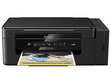 Multifuncional Epson EcoTank L395, Impresora, Copiadora y Escáner, Sistema de Tanques de Tinta, Wi-Fi, USB.