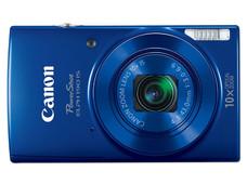Cámara Fotográfica Digital Canon PowerShot ELPH 190 IS, 20.0 MP, Zoom Óptico 10x, Wi-Fi, NFC, Video Full HD. Color Azul.