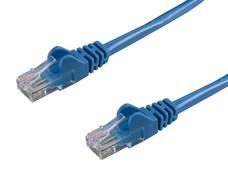 Cable de Red Intellinet Cat6 UTP, 3.0m. Color Azul.