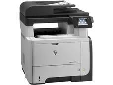 Multifuncional HP LaserJet Pro M521dn, Impresora Láser Monocromática, Copiadora, Escáner y Fax, Pantalla touch de 3.5