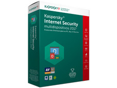 Kaspersky Internet Security Multidispositivos 2017, 3 Dispositivos, 1 Año.