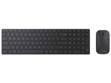Teclado y Mouse Inalámbricos Microsoft Designer, Bluetooth.