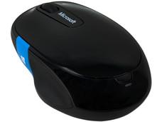 Mouse Inalámbrico Microsoft Sculpt Comfort, BlueTrack, Bluetooth.