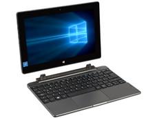 Notebook 2 en 1 Acer Switch One SW1-011-11CS: CPU Intel Atom x5-Z8350 (Hasta 1.92 GHz), RAM 2GB DDR3L, Almacenamiento de 32GB, Gráficos Intel HD Graphics 400, Pantalla 10.1