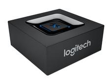 Receptor de Audio Logitech, 3.5mm, Bluetooth, Hasta 15m de alcance.