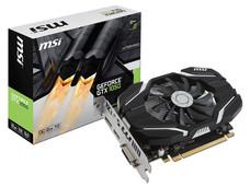 Tarjeta Gráfica NVIDIA MSI GeForce GTX 1050 OC, 2GB GDDR5, 1xHDMI, 1xDVI, 1xDisplayPort, PCI Express x16 3.0