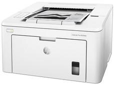 Impresora laser HP LaserJet Pro M203dw, 1200 x 1200 dpi, USB 2.0, Ethernet.