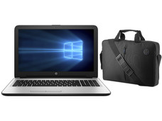 Notebook HP Pavilion 15-AY008LA: CPU Intel Pentium N 3710 (hasta 2.56 GHz), D.D. 500GB, RAM 8GB DDR3L, Gráficos Intel HD Graphics 405, Pantalla 15.6