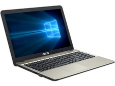 Notebook ASUS VivoBook Max X541UA: CPU Intel Core i5 7200U (hasta 3.10 GHz), D.D. 1TB, RAM 8GB DDR3L, Gráficos Intel HD Graphics 620, Pantalla 15.6