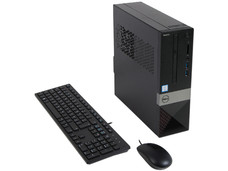 Desktop DELL Vostro 3268 SFF, CPU Intel Core i5 7400 (hasta 3.50 GHz), RAM 4GB DDR4, D.D. 1TB, Gráficos Intel HD Graphics 630, Unidad Óptica DVD±R/RW, Windows 10 Pro (64 Bits)