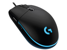 Mouse Gamer Logitech Prodigy G203, 200 – 6,000 dpi, 6 botones e iluminación RGB programables, USB 2.0.