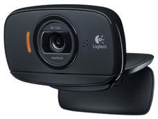 Cámara Web HD Logitech B525, Video HD 720p, Micrófono integrado, USB.