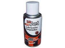 Limpiador y Lubricante de contactos eléctricos Silimex Silijet-Plus, 170ml.