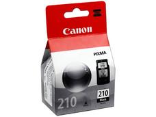Cartucho de Tinta Canon Negro Modelo: PG-210