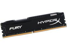 Memoria Kingston HyperX Fury DDR4, PC4-19200 (2400MHz), CL15, 16 GB.