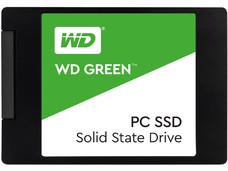 Unidad de estado sólido Western Digital Green de 120GB, SATA III (6.0 Gb/s), 2.5