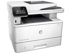 Multifuncional HP LaserJet Pro MFP M426DW: Impresora Láser Monocromática, Copiadora, Escáner y Fax, Pantalla Touch de 3