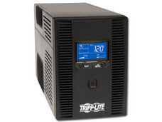UPS Tripp Lite UPS SmartPro Interactivo SMART1500LCDT, 1500VA (900Watts) con 10 contactos.