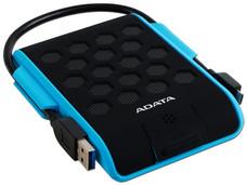 Disco Duro Portátil ADATA HD720 de 1 TB a prueba de polvo, agua y golpes, USB 3.0. Color Azul