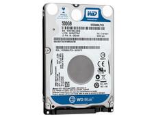 Disco Duro para Laptop Western Digital Blue de 500 GB, 5400 RPM, 16MB, SATA III (6.0 Gb/s), 2.5