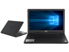 Notebook DELL Inspiron 15-3567: CPU Intel Core i5 7200U (hasta  3.10 GHz), D.D. 1TB, RAM 8GB DDR4, Gráficos Intel HD Graphics 620, Pantalla 15.6