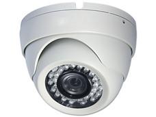 Cámara multiformato tipo domo SAXXON rDFX3184TM con lente fijo de 3.6mm, HDCVI, AHD, HDTVI, CVBS, 1080p, 2MP.