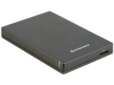 Disco Duro Portátil Lenovo F309 de 1 TB, USB 3.0. Color Gris.