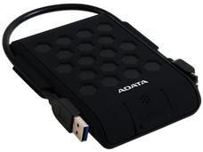 Disco Duro Portátil ADATA HD720 de 1 TB a prueba de polvo, agua y golpes, USB 3.0. Color Negro
