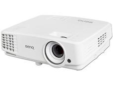 Proyector BenQ MS527, resolución de 800x600, contraste 13,000:1 y 3,300 ANSI-Lumens.