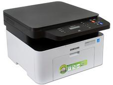 Multifuncional Samsung Xpress M2070 Impresora Láser Monocromática, Copiadora y Escáner, USB.