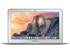 Apple MacBook Air: Procesador Intel Core i5 (hasta 2.7), Memoria de 4 GB LPDDR3, SSD de 128 GB, Pantalla LED de 11.6