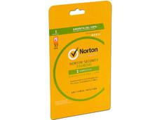 Norton Security Esencial Antivirus 2017 para 1 usuario, 1 dispositivo, (1 año).