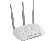 Access Point TP-LINK Wireless N, hasta 450 Mbps, POE.