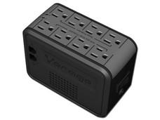 Regulador Vorago AVR-100, 1000VA, 8 Contactos.