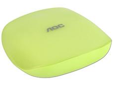 Batería Portátil recargable AOC Candy Powerbank de 5,200 mAh.