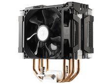 Disipador y Ventilador Cooler Master Hyper D92 para Procesadores Intel: LGA 2011-3, 2011, 1366, 1156, 1155, 1151, 1150, 775 y AMD: FM2+, FM2, FM1, AM3+, AM3, AM2+, AM2, AM1.