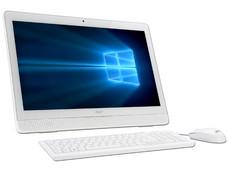 All in One Acer Aspire AZ1-612-MW61, CPU Intel Celeron J3060 (hasta 2.48 GHz), RAM 4GB DDR3L, D.D. 500GB, Gráficos Intel HD Graphics 400, Pantalla 19.5