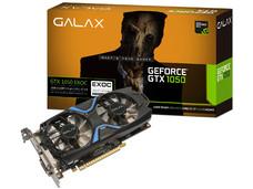 Tarjeta Gráfica NVIDIA GeForce GTX 1050 GALAX, 2GB GDDR5, 1xHDMI, 2xDVI, 1xDisplayPort, PCI Express 3.0