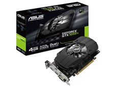 Tarjeta Gráfica NVIDIA ASUS GeForce GTX 1050Ti, 4GB GDDR5, 1xHDMI, 1xDVI, 1xDisplayPort, PCI Express x16 3.0