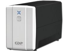 No Break CDP R-UPR 508 de 500VA (240W) 4 contactos con regulación y 4 con supresión de picos.