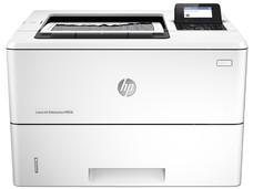 Impresora Láser HP LaserJet Enterprise M506dn, hasta 45 ppm, 1200 x 1200 dpi, Ethernet, USB.