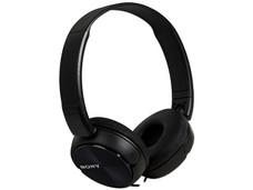 Audífonos con Micrófono SONY MDR-ZX310, diseño plegable, respuesta de frecuencia 10-24,000Hz.