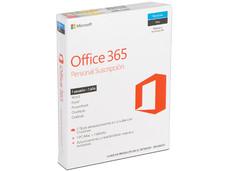 Microsoft Office 365 Personal (1 Año de suscripción para un 1 Usuario con 3 Dispositivos + 1TB en One Drive)