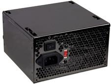 Fuente de Poder Acteck Blazar de 600W, ATX, ventilador de 120mm con 4 LEDS de colores.