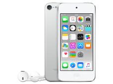 iPod touch de 32 GB, Plateado.