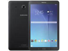 Tablet Samsung Galaxy Tab E con Android 4.4, Wi-Fi, 2 Cámaras, Pantalla LED Multitouch de 9.6